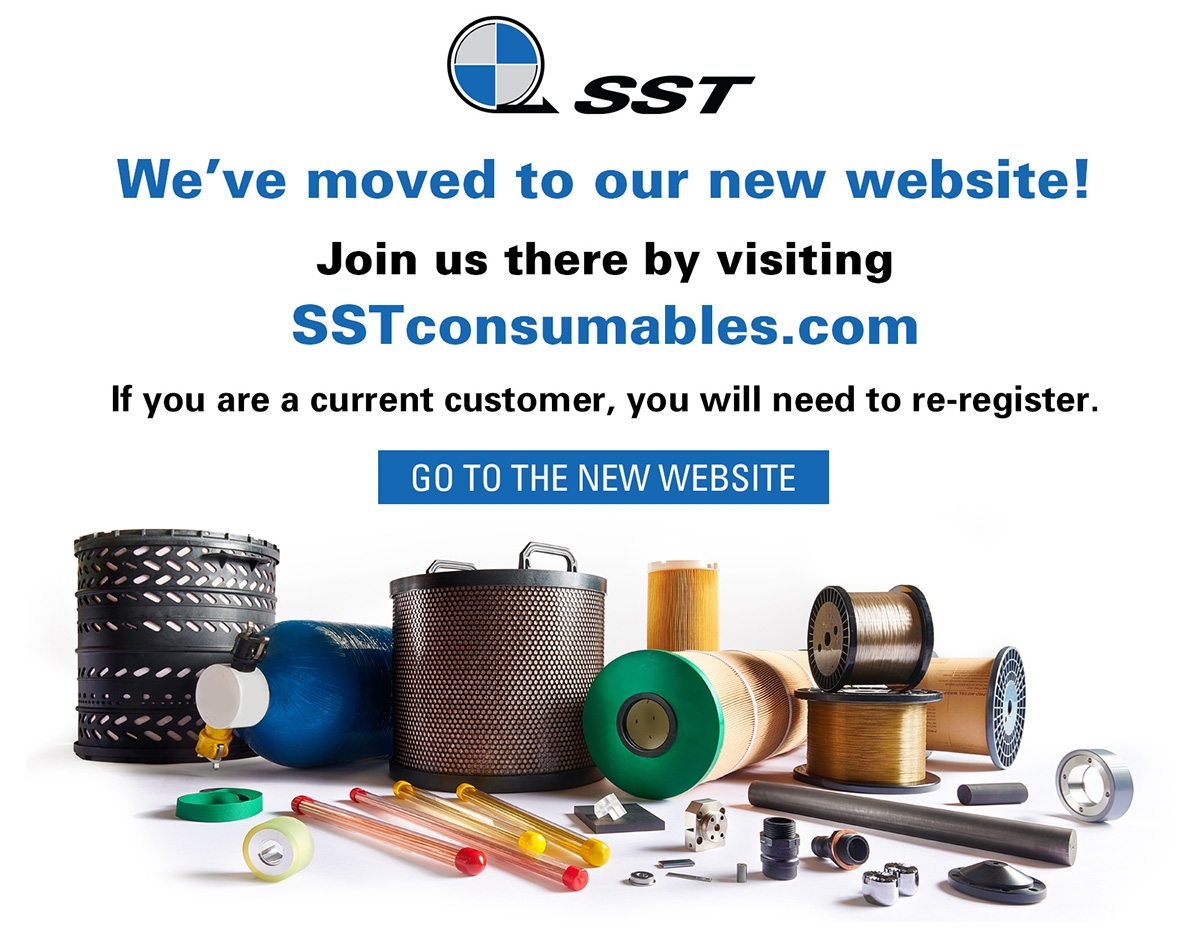 Visit our New EDM Consumables Store